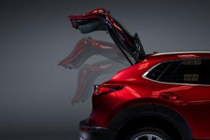 Mazda CX-30_Powered Tailgate