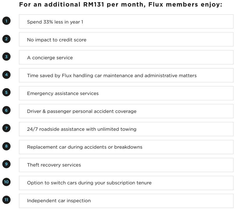 Flux_Malaysia_Member Benefits