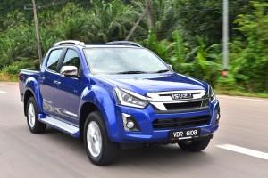 Isuzu D-Max_BluePower_Pick-up Truck