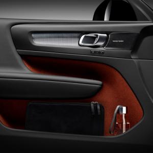 Volvo XC40 Interior Practicality