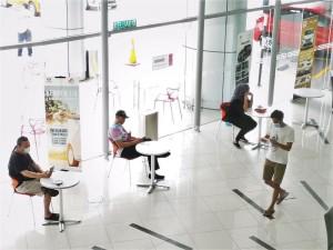 Perodua_Showroom_Service Centre_Malaysia_Social Distancing