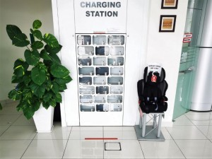 Perodua Showroom_Service Centre_Sales_Aftersales_Phone Charging Station