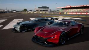 Mazda_RX-VISION GT3 CONCEPT_Gran Turismo Sport