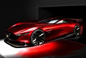 Mazda RX-VISION GT3 CONCEPT Art