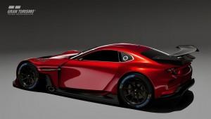 Mazda RX-VISION GT3 CONCEPT_Sony Interactive_Gran Turismo Sport