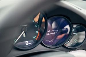 Porsche 911 Speedster_Information Display