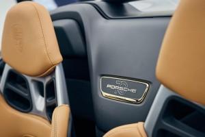 Porsche 911 Speedster_Seats