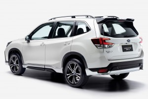 Subaru Forester GT Edition_Crystal White Pearl