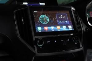 Subaru Forester GT Edition_8-inch Head Unit_Android Auto_Apple CarPlay