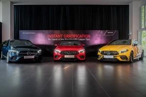 Mercedes-AMG Compact Cars_A-Class