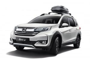 Honda BR-V_Roof Rack_Option