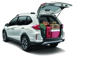 Honda BR-V_Cargo Space