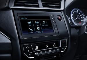 Honda_7 inch Display Audio