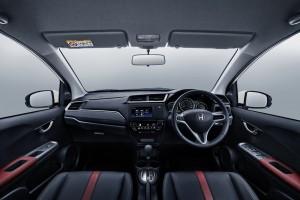 Honda BR-V_Cabin_Dashboard