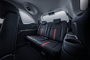 Honda BR-V_Third Row Seats
