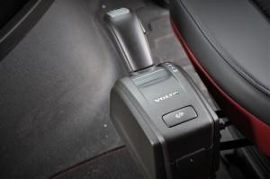 Volvo Trucks_I-Shift Gear Selector