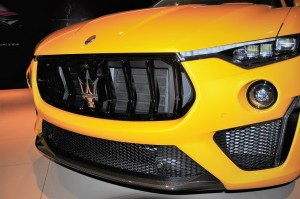 Maserati Levante Trofeo_Launch Edition_Front Grille_Lower Lip_Air Intake