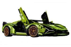 Lamborghini Sian FKP 37 42115_LEGO Technic