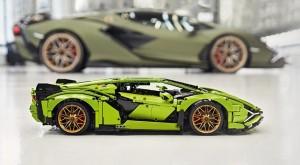 Lamborghini Sian FKP 37_LEGO Technic_Scale Model