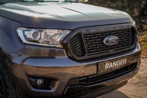 Ford Ranger FX4_Front Grille