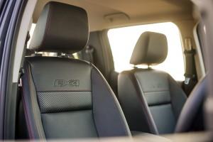 Ford Ranger FX4_Embossed Logo_Seat