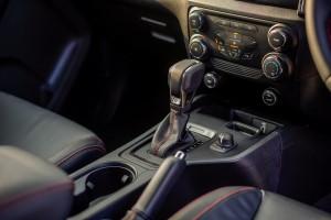 Ford Ranger FX4_Centre Console_Gear Lever_Selector