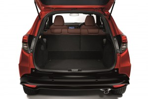 Honda HR-V RS_Cargo Space