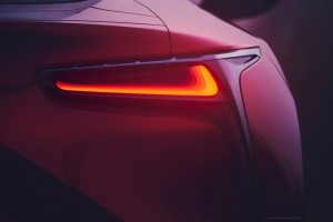 Lexus LC 500_Rear Light