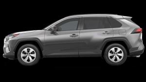 Toyota RAV4 Side