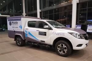 Bermaz Motor_Mazda Mobile Service