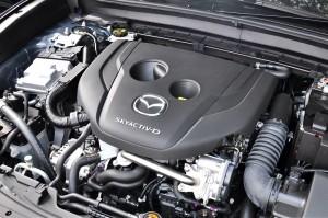 Mazda_Skyactiv-D_Turbo Diesel Engine