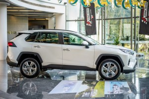 Toyota RAV4_Side View