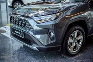 Toyota RAV4_Front Grille_Wheel