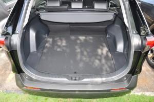 Toyota RAV4_Boot Space