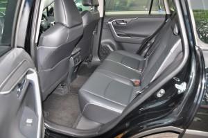 Toyota RAV4_Rear Seats