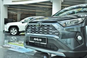 Toyota RAV4_Front Grille