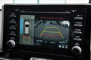 Toyota_Reverse Camera View_Surround View