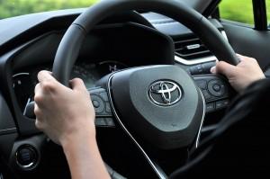 Toyota_Steering Wheel