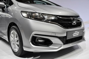 Honda Jazz Hybrid_Grille_Bumper
