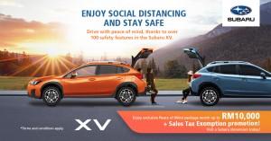 Subaru XV Package_Malaysia