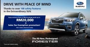 Subaru Forester Package_Malaysia