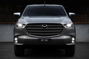 New Mazda BT-50_Pick-up Truck