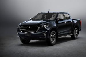 New Mazda BT-50_Front_Australia