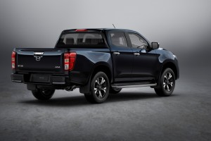 New Mazda BT-50_Pick-up Truck_Rear