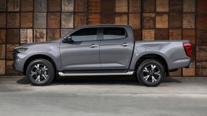 New Mazda BT-50_Pick-up Truck_Side