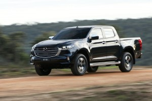 Mazda BT-50_Pick-up Truck