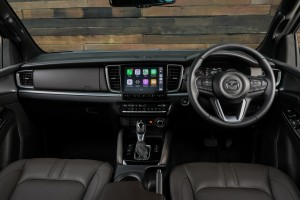 Mazda BT-50_Interior_Dashboard