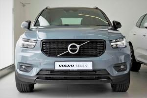 Volvo SELEKT certified used car programme_XC40