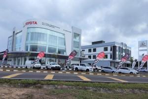 Toyota_4S Centre_Showroom_Service Centre_Body & Paint_E.S. Yang Motor Sdn Bhd_Muar