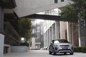 Range Rover Evoque Exterior_Lifestyle